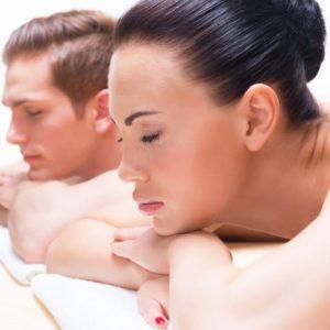 photo de massage en Duo au salon Douce Heure des Mains à Nantes