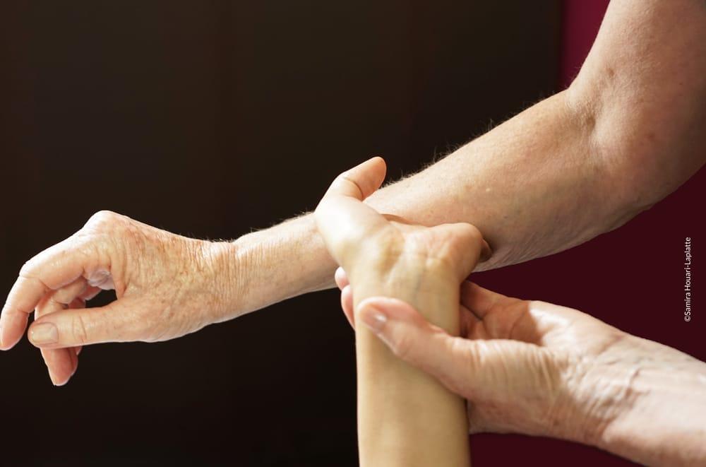 photo de massage Relax'Stretch au salon Douce Heure des Mains à Nantes
